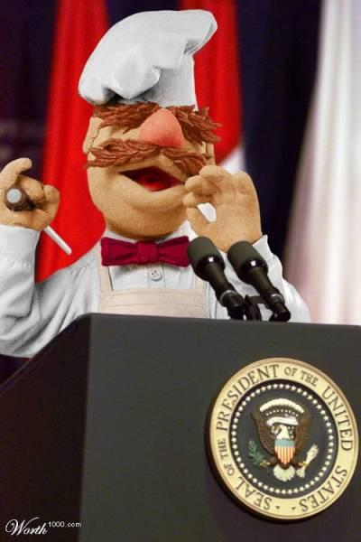 All hail the swedish chef