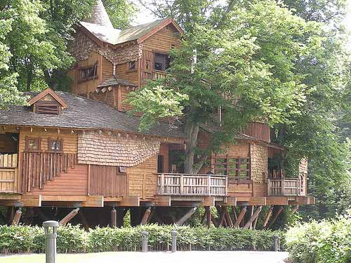 Alnwick Treehouse