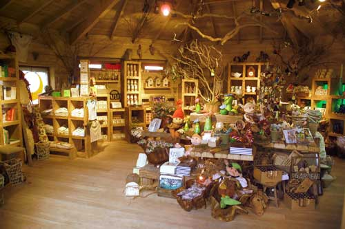 alnwick treehouse gift shop