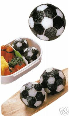 Rice Soccer Ball Seaweed