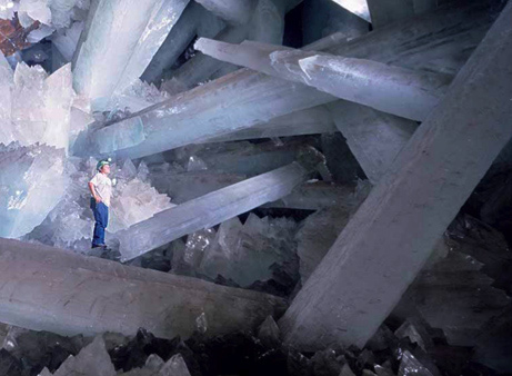 Superman Fortress of Solitude in Mexico