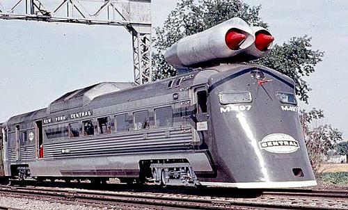 United Stated Jet Train