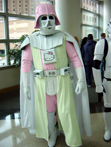 Say No to Crack » Blog Archive » Hello Kitty Darth Vader