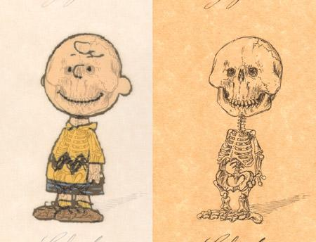 Charlie Brown's Anatomy