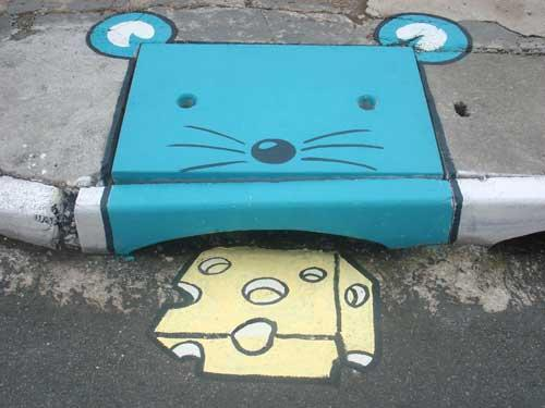 Graffiti Mouse