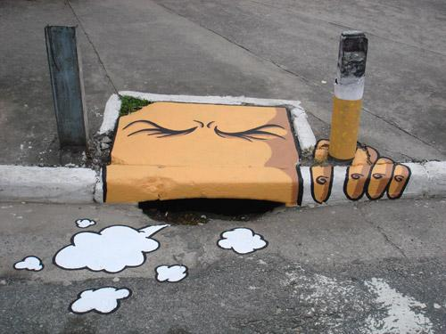 Graffiti Smoker